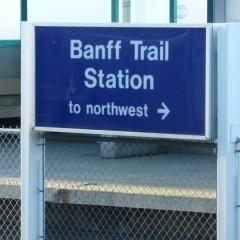 Banff Trail Infills