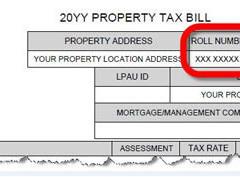 Property Tax Installment Payment Plan (TIPP)