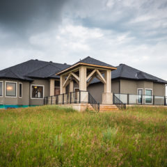 8 Bedroom Family Home on Acreage in Rural Foothills