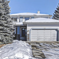 SOLD – 4-Bedroom Home in Valley Ridge with Golf Course Views